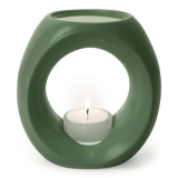 Duftlampe Primavera - waldgrün