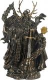 Merlin - bronziert