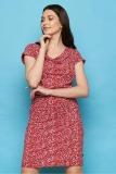 Jersey-Kleid Patraea - red