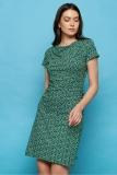 Jersey-Kleid Patraea - green