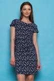 Jersey-Kleid Patraea - navy blue