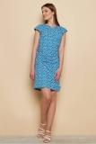 Jersey-Kleid TUMELO - blue aeroplane