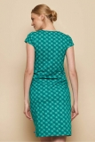 Jersey-Kleid - green ball