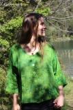 Jacke Manisa - grün