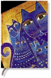 Paperblank: Katzen des Mittelmeers