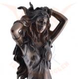 Griechische Aphrodite - bronziert