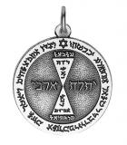Venus-Amulett - Silber