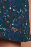 Jerseykleid - flower