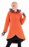 Kurzmantel  - orange