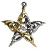 Drachenpentagramm - Draca Stella