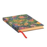 Paperblanks-Tagebuch: Jungle Song - Flexibuch Ultra unliniert
