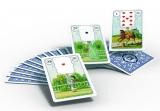 Lenormandkarten Blaue Eule Premium - 36 Karten
