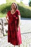 Sommerkleid Heide - rot