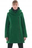 Kurzmantel Myriam- emerald