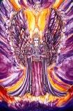Engel-Schutzkärtchen: Erzengel Zadkiel