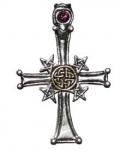 Keltisches Pentkreuz
