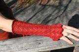 Armstulpe Missy - rost