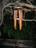 Bambus-Windspiel