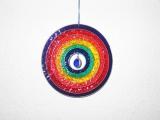 Sun Catcher: Regenbogen-Kreis - ca. 18 cm
