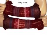 Armstulpe Ruby beere