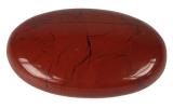 Linsenstein Jaspis rot