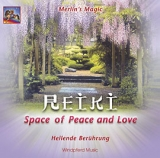 Merlin´s Magic: Reiki - Space of Peace and Love   CD