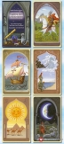 Fiechter: Mysthisches Lenormand - Set