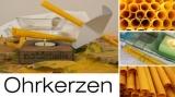 Ohrkerzen-10 St.: Kamille