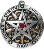Sir Gawain´s Wappenpentagramm