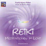 Petter/ Merlin´s Magic: Reiki - Meditationen im Licht    CD