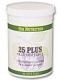 25 Plus Multi Vitalstoff 90 Tabletten