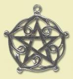 Brisingamen-Pentagramm