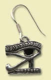 Horus-Auge: Ohrringe
